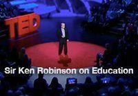 Presentation Zen: Sir Ken Robinson gives best talk yet at TED Talks Education