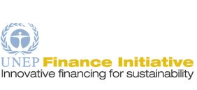 UNEP Finance Initiative: Innovative financing for sustainability