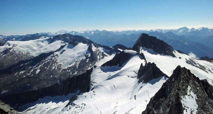 Mighty mountains #Ahrntal #ValleAurina #TopofGreatMöseler