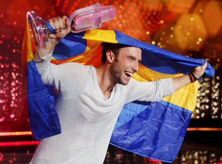 Stockholm: ESC-Gewinner Måns zeigt seine Lieblingsplätze - KURIER.at