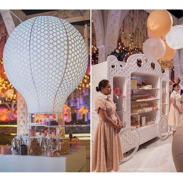 Dessert Station Doha Wedding #designlabevents