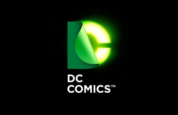 Loving the new DC Comics logo: Brand Identity, Dc Comics, Branding, Comic Book, Green Lanterns, Blog, Design