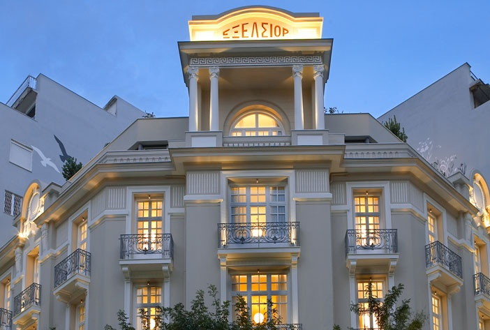 Excelsior Hotel in the heart of Thessaloniki   http://www.excelsiorhotel.gr/