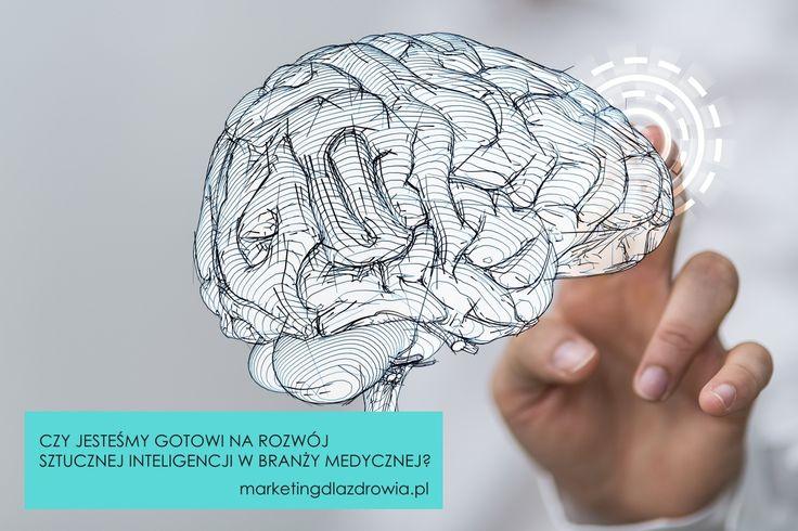 Jak rozwój Sztucznej Inteligencji (Artificial Intelligence, AI) w branży medycznej wpłynie na marketing usług medycznych.