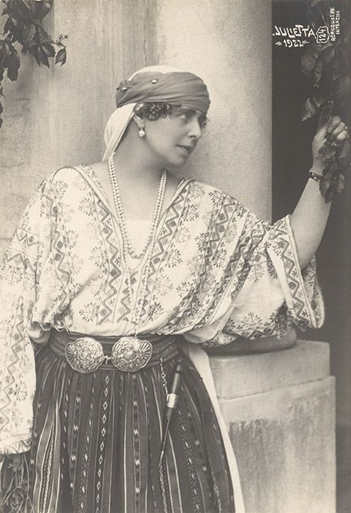 Queen Marie of Romania Gallery / Queen Marie of Romania Postcard- style inspiration