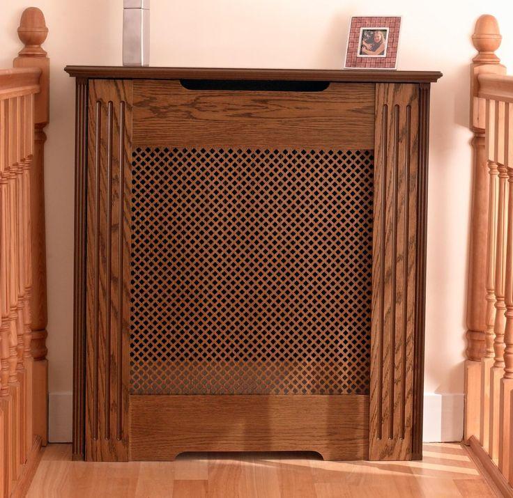 Classic Wooden Radiators Cover Homebase