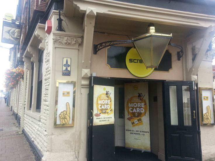 Royal George in Cardiff (Scream pub)