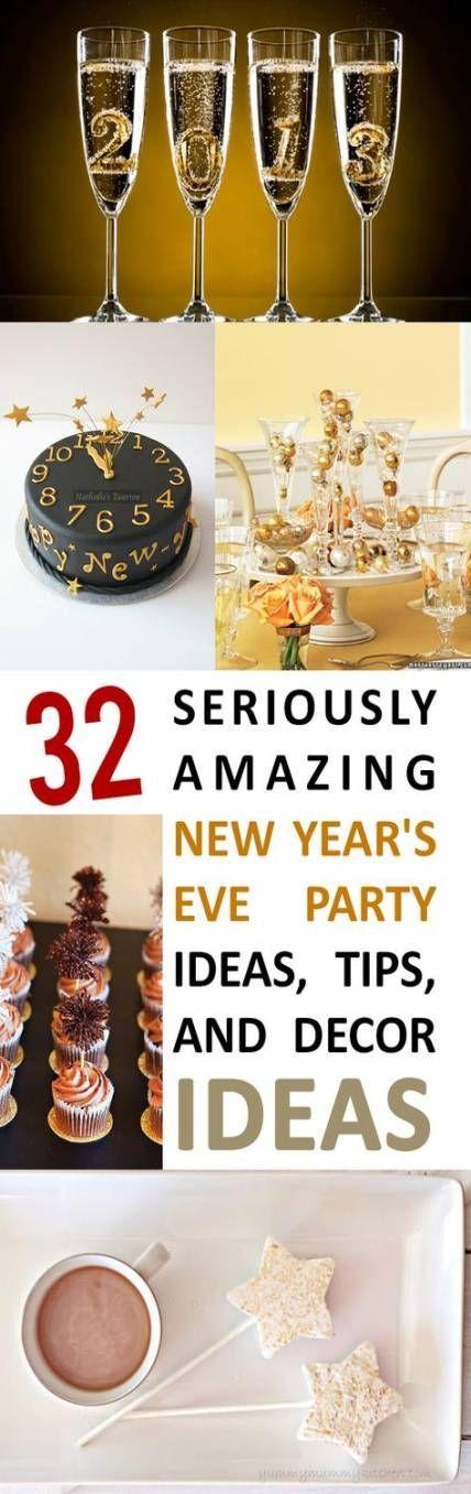 Partydekorationen Winter Silvester 33 super Ideen, #Dekorationen #Eve #ideas #newyearseve …