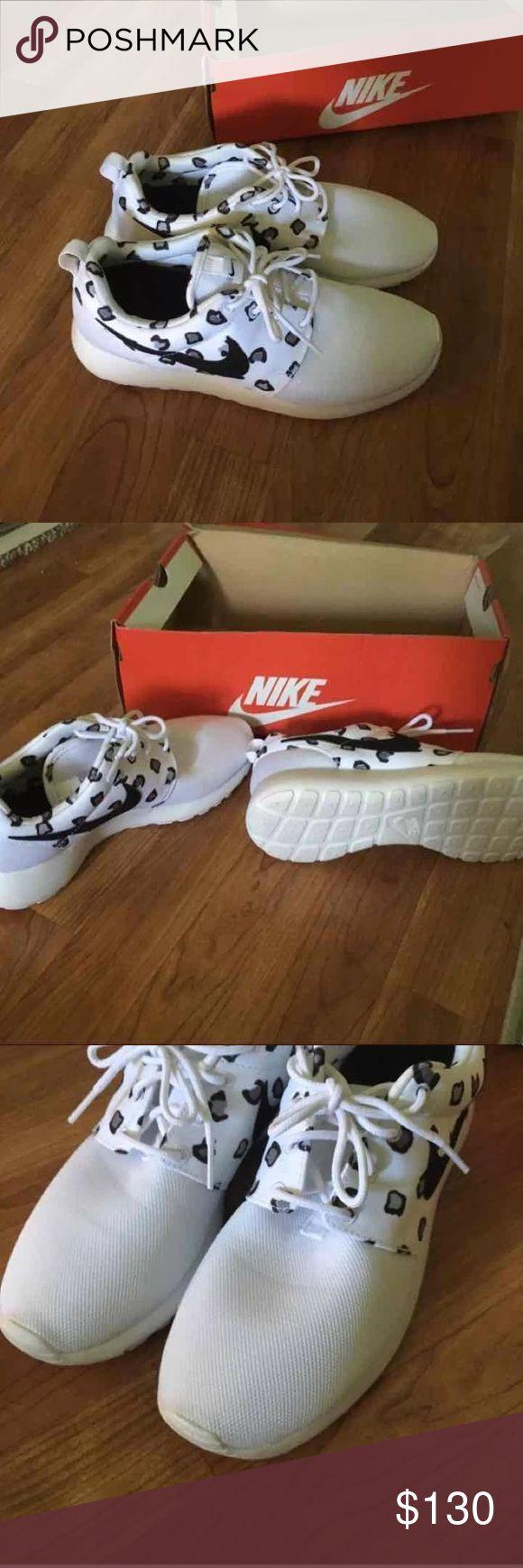 nike leopard cute Nike Shoes
