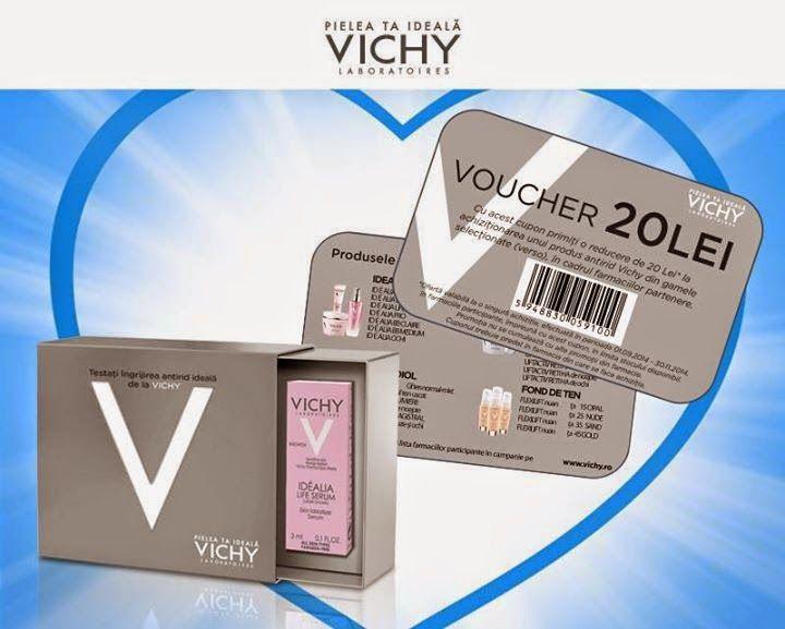 Daniele: Vichy ne rasfata cu esantioane gratuite http://daniela-florentina.blogspot.ro/2014/09/vichy-ne-rasfata-cu-esantioane-gratuite.html