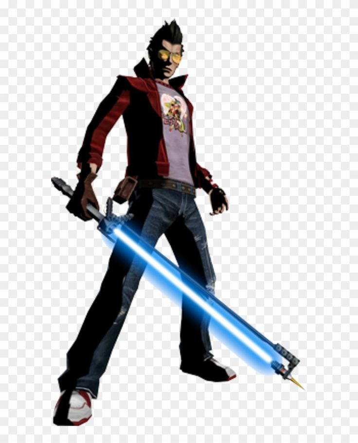 Travis Touchdown Png Google Search Character Fictional Characters Png