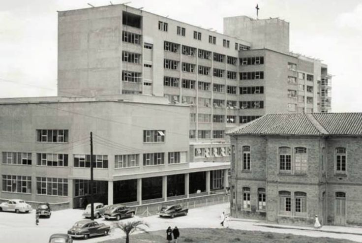 hospital san juan de dios 1952