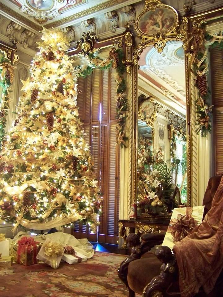 Christmas Decorated Homes 13 best beautiful christmas decorated homes images on pinterest
