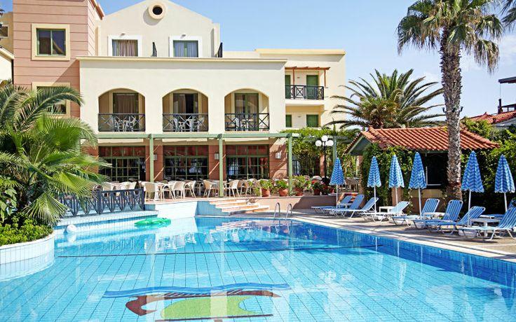 Rejs på ferie med All Inclusive på Samaina Inn på Samos med Apollo. Se mere på http://www.apollorejser.dk/rejser/europa/graekenland/samos/karlovassi/hoteller/samaina-inn