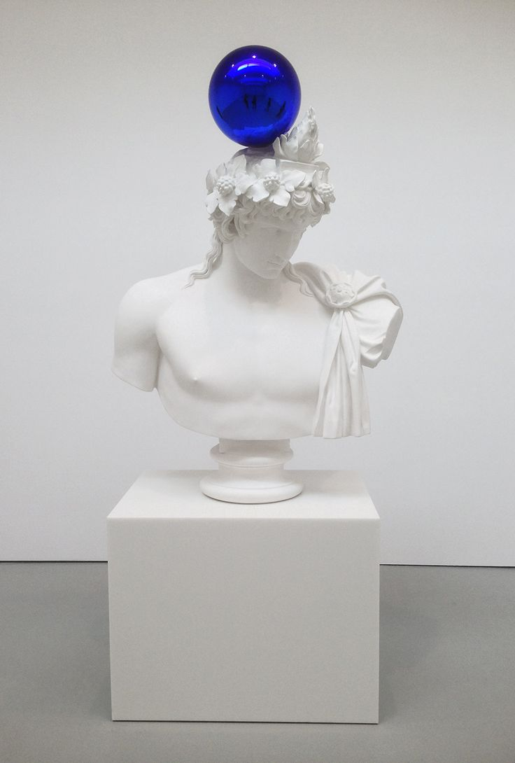 Coloring book by jeff koons - Gazing Ball