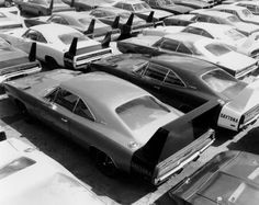 1969 Dodge Daytona Heaven