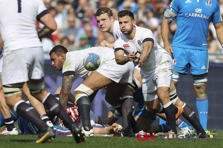 Sei Nazioni, l'Inghilterra richiama Tom Croft e Christian Day - On Rugby