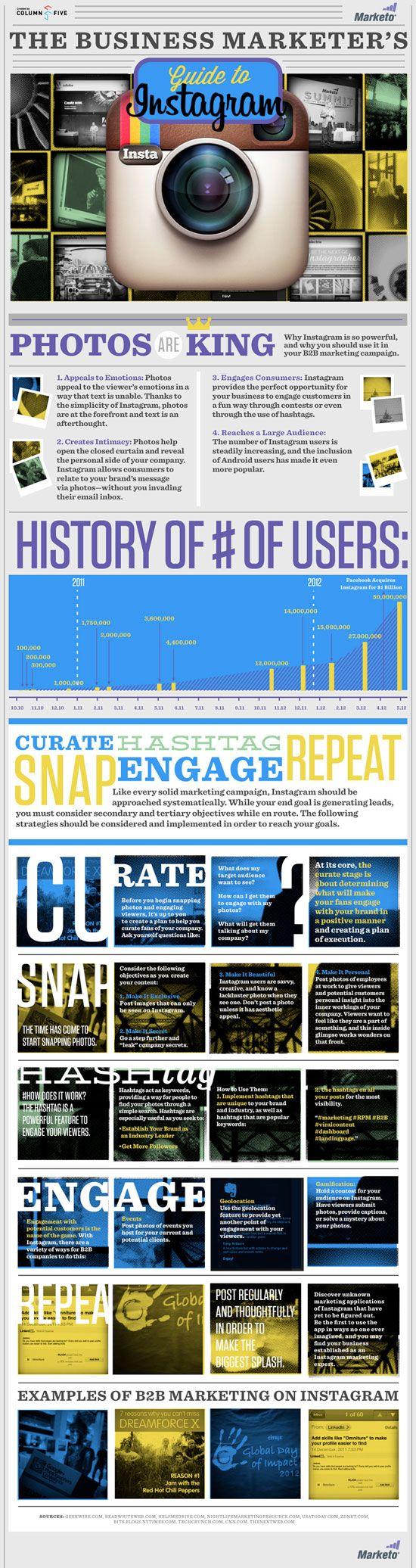 Imposta la tua campagna di marketing su Instagram. I suggerimenti di Toweb.Co
