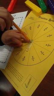Comparing fractions in an interactive and FUN way!