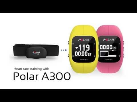 Polar Global Launches The A300 - A Fitness and Activity Monitor @polarglobal #madetomove - Train It Right  SO Excited to use mine!
