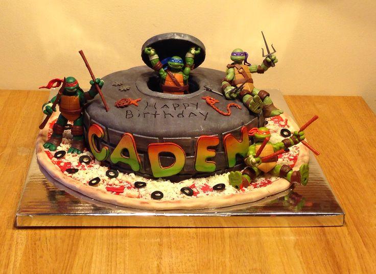 440 best Teenage mutant ninja turtles party ideas images on