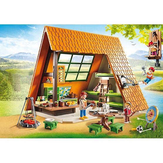 Playmobil Summer Fun 6887, Stor semesterbungalow