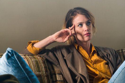 Mackenzie Davis as Cameron Howe- Halt and Catch Fire _ Season 3, Episode 3…