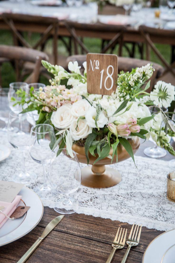 Vineyard Wedding with Natural & Romantic Elements | Napa & Sonoma
