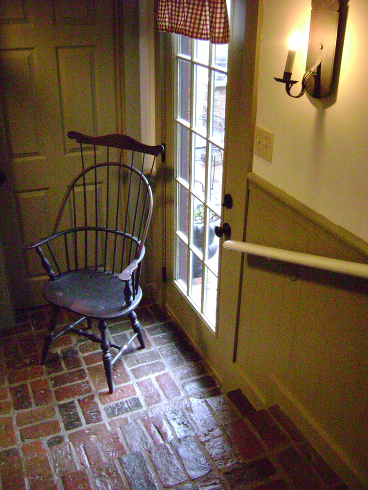 78 best images about primitive colonial rustic for Colonial flooring