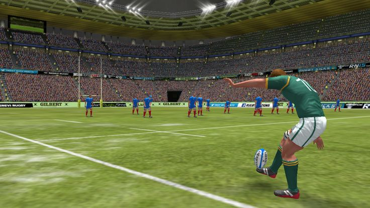 The best #rugby football experience on mobile is back this November, just in time for 2015.