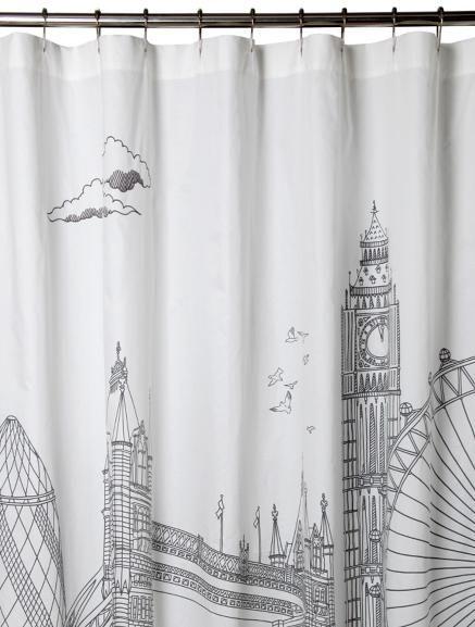 Best 49 best Shower Curtains images on Pinterest | Bathroom ideas  UZ83