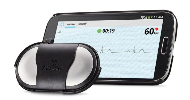 DNP AliveCor ECG app comes to Android, transmits your palpitations to Instagram