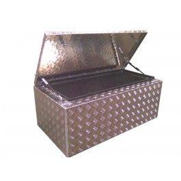 Aluminium Flat Bed Truck Storage Box