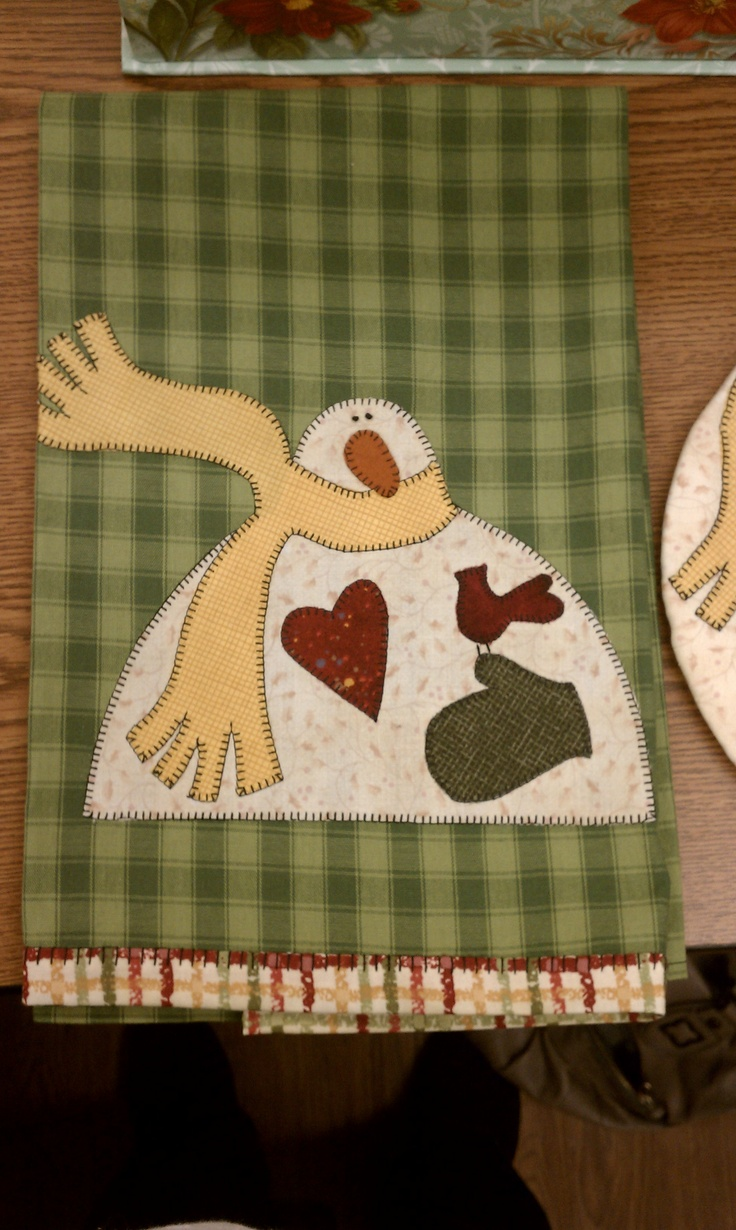 Christmas Hand Towel