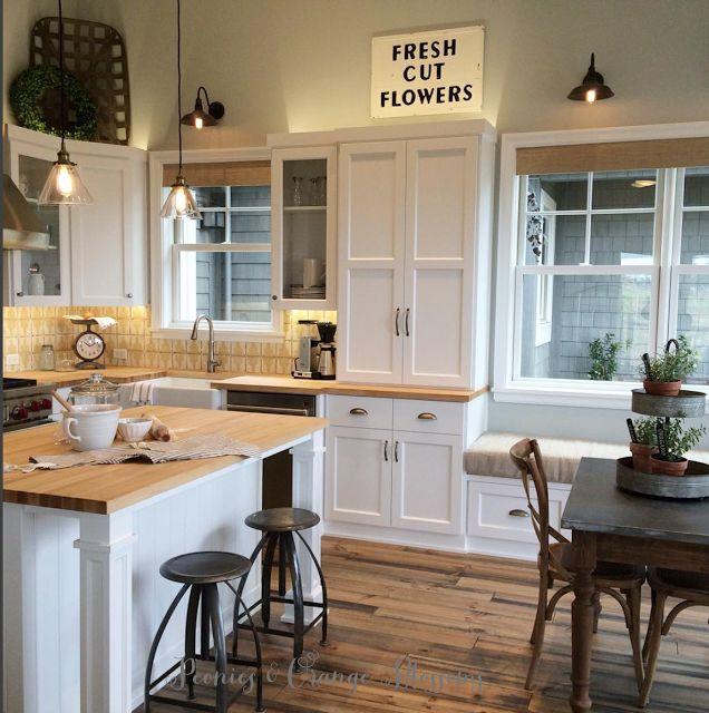 Best 25+ French Farmhouse Kitchens Ideas On Pinterest