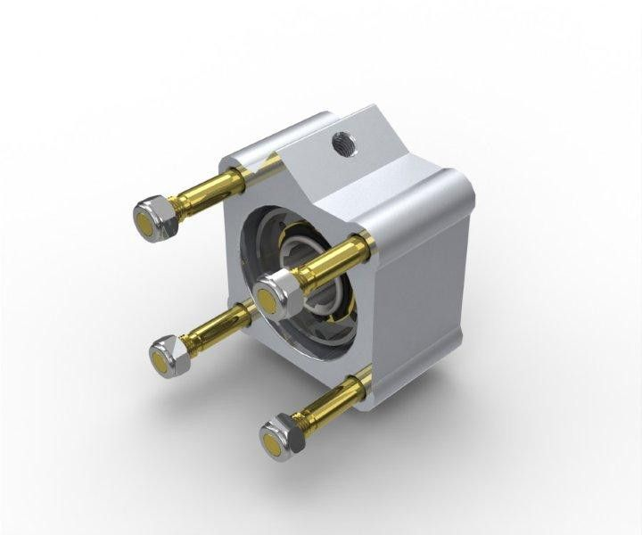 Power take-off at zf Aluminium / Коробка отбора мощности КОМ ZF-1 Aluminium.    Please, go to our website for prices and detailed information https://hydromarket.com.ua/ #hydromarket #pto #powertakeoff #zf #ptozf  #hydraulicsystem #powertakeoff #ptopowertakeoff