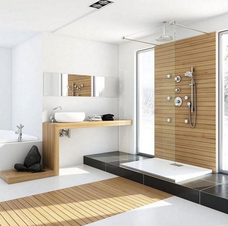 311 best Salles de bain images on Pinterest Bathroom, Modern