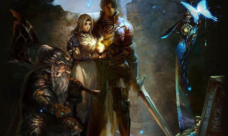 Stranger of Sword City enseña un tráiler de su historia