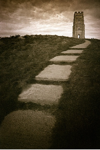 Glastonbury Tor - add this to the ancient sites tour of Britain!