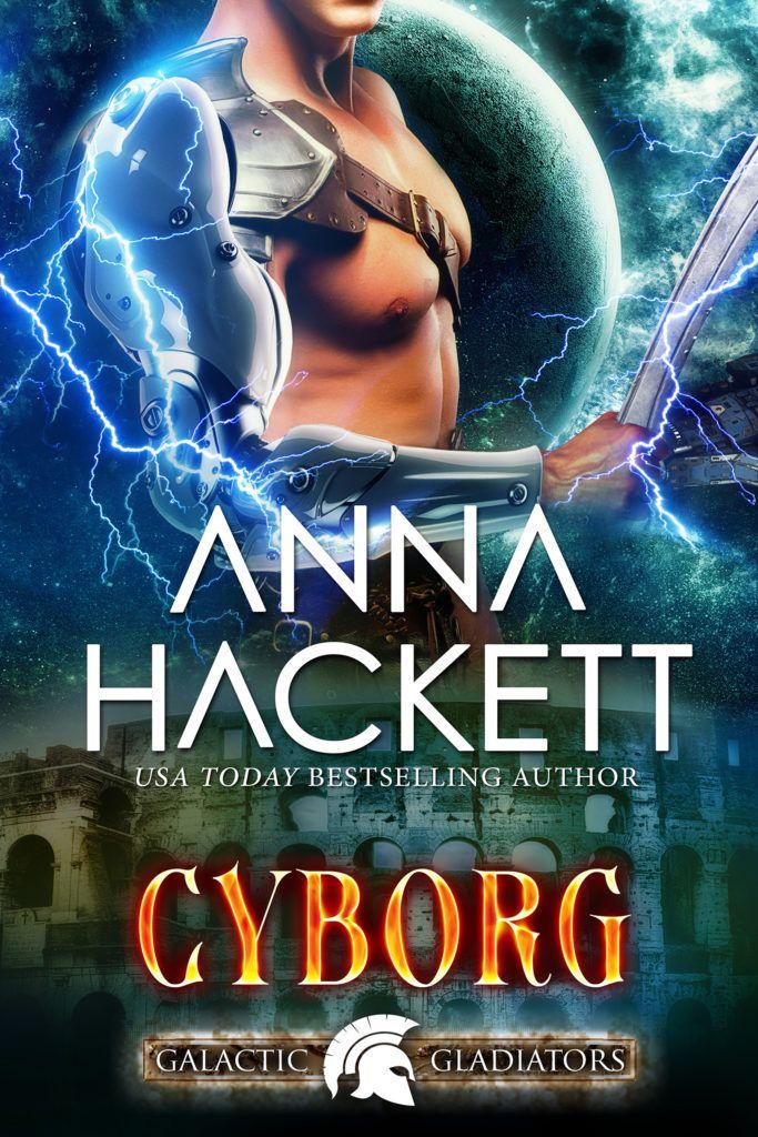 Books ~ Science Fiction Romance | Cyborg (Galactic Gladiators Book