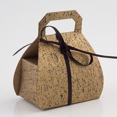 Handbag Wedding Favour Boxes