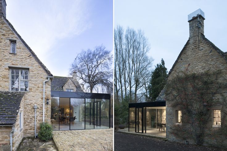 Jonathan Tuckey Design, Yew Tree House, Oxford
