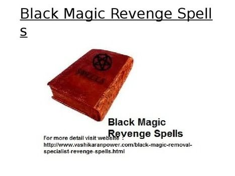 how to learn black magic spell