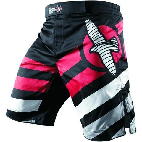 Hayabusa MMA Shorts - Pink
