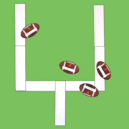 Mickey's Wall Football Party Game | Disney Family
