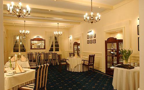 www.PAiKZ.com Interior design of Zajazd Napoleoński hotel Warsaw Poland
