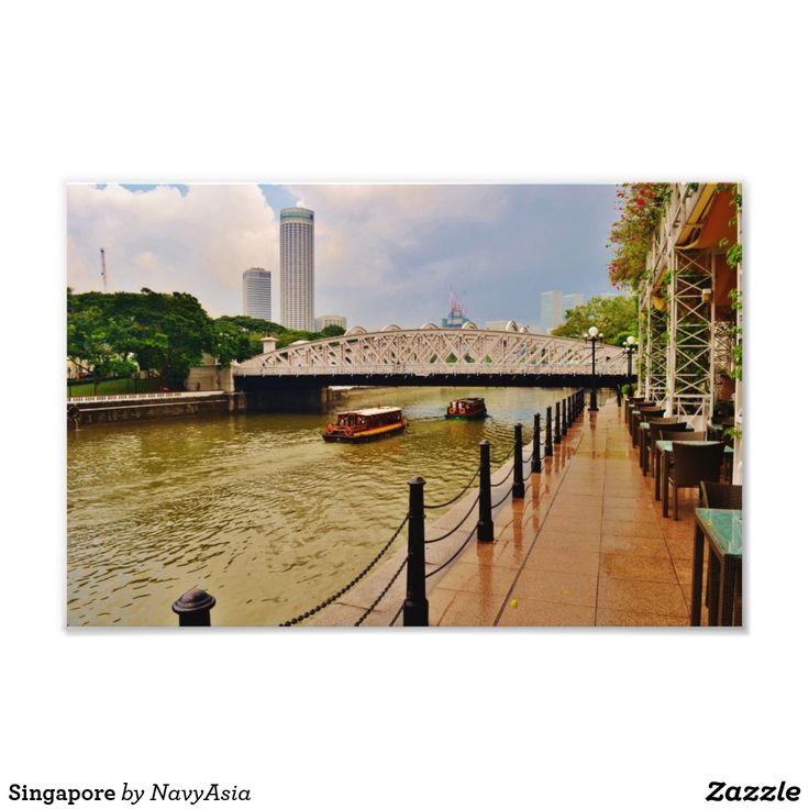 Singapore Photo Print
