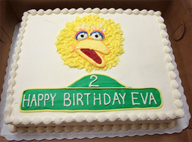 1000+ ideas about Big Bird Cakes on Pinterest | Big bird cupcakes ...