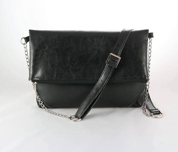 kabelka Lina čierna