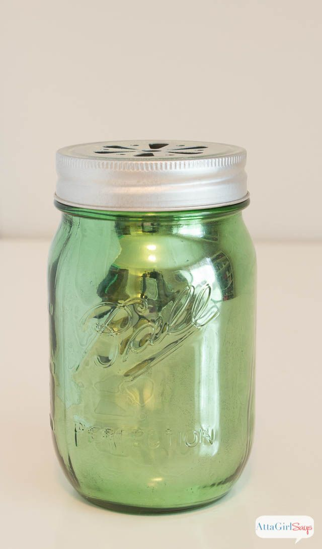 28 best cute crafts images on pinterest creative ideas for Craft ideas for empty jars